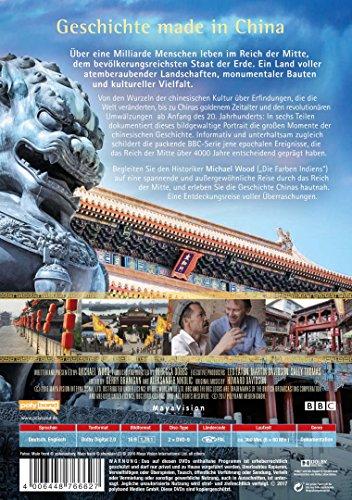Die Geschichte Chinas [2 DVDs] - 2