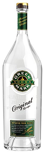 Green Mark Vodka (1 x 1 l) - 1