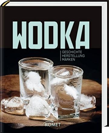 Wodka: Geschichte, Herstellung, Marken - 1