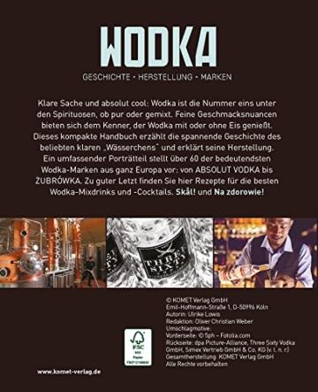 Wodka: Geschichte, Herstellung, Marken - 2