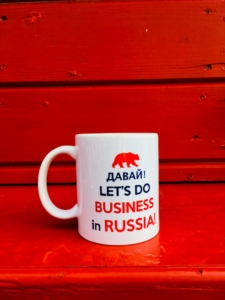 Tasse - Davai! Let´s do Business in Russia!
