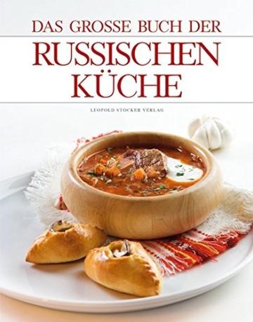 Das große Buch der russischen Küche -