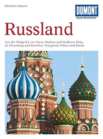 DuMont Kunst Reiseführer Russland -