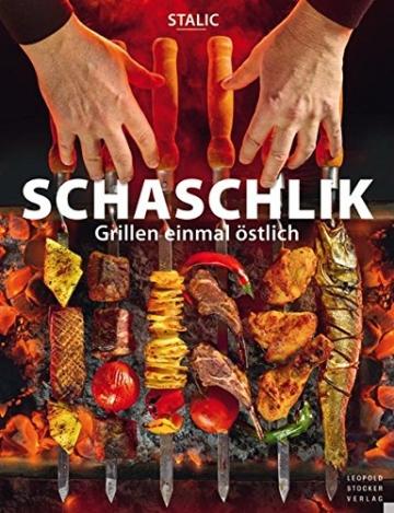 Schaschlik: Grillen einmal östlich -
