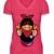 Russian Matroschka T-Shirt rosa