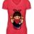Russian Matroschka T-Shirt rot