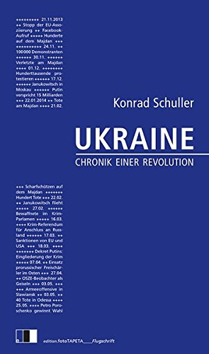 Ukraine: Chronik einer Revolution -